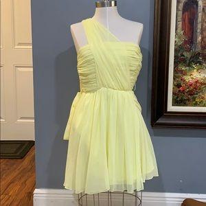 Kate Moss TopShop one shoulder dress size:Medium